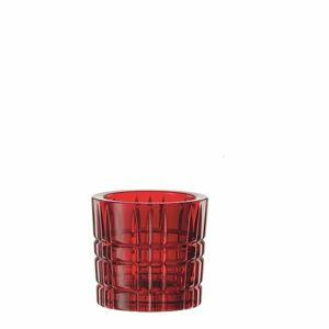 Nachtman Svícínek SQUARE 66 mm Barva: Červená