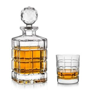 Crystal Bohemia TIMESQUARE Whisky Set (1+6)