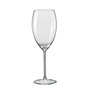 Crystalex-Bohemia Crystal Crystalex Sklenice na víno GRANDIOSO 450 ml, 2 ks