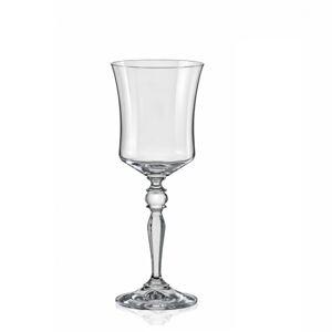 Crystalex-Bohemia Crystal Crystalex Sklenice na víno Grace 250 ml, 6 ks