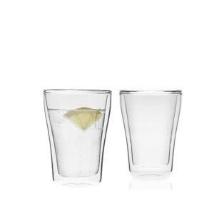 Leonardo Termo sklenice DUO 345 ml 2 ks