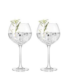 Leonardo Sklenice na gin & tonic 630 ml, 2 ks