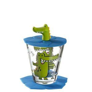 Leonardo Dětská sada na pití KROKODÝL 215 ml