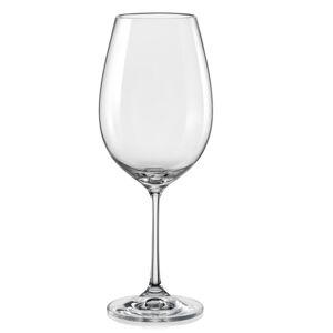 Crystalex Sklenice na víno VIOLA 550 ml, 6 ks