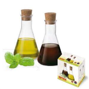 Simax Sada lahviček na olej a ocet, 2 ks