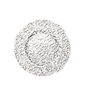 Luigi Bormioli GOCCE plytký talíř 28 cm, 6 ks