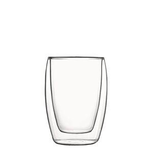 Luigi Bormioli termo sklenice SUCCO 270 ml, 2 ks