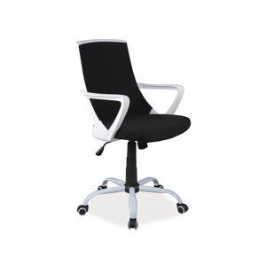 Kancelářská židle Q-248 černá