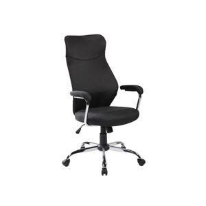 Kancelářská židle Q-319 černá